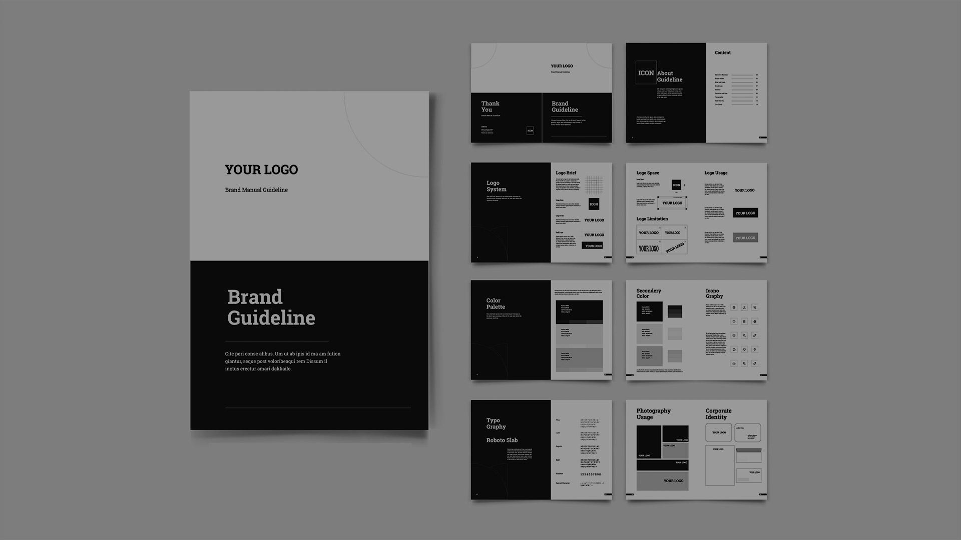 RTS Media Group Branding Design